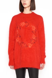 GIVENCHY long sleeves sweatshirt with embroidery