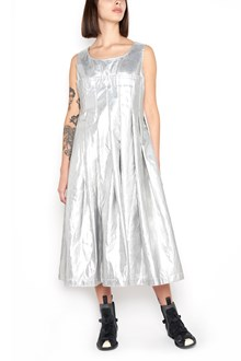 COMME DES GARÇONS sleeveless polyurethane dress