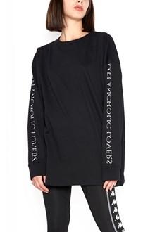 "MARCELO BURLON - COUNTY OF MILAN printed sleeves ""uplank"" long sleeve t-shirt"