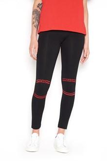 GCDS leggings with logo