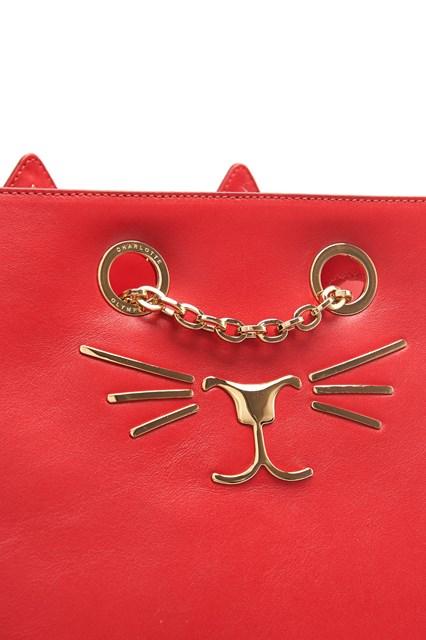 CHARLOTTE OLYMPIA Petite 'Feline' backpack