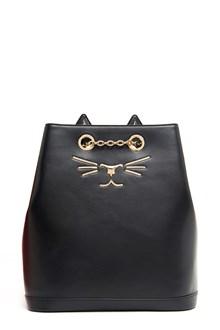 CHARLOTTE OLYMPIA 'Feline' backpack