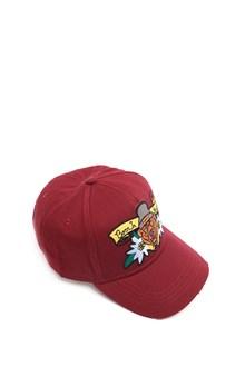 DSQUARED2 bear patch cap