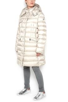 MONCLER 'hermine' zipped long padded jacket
