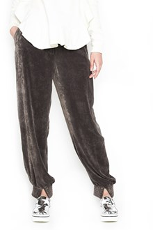 STELLA MCCARTNEY velvet pants