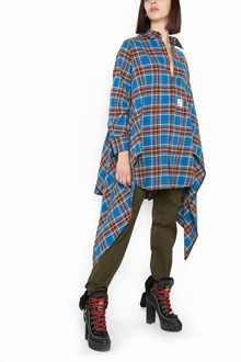DSQUARED2 asymmetrical hem long shirt