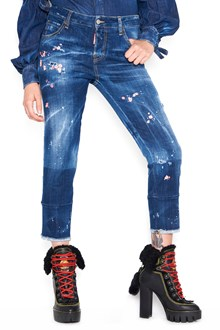DSQUARED2 denim with embroidery
