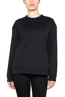 N°21 cotton sweatshirt with logo