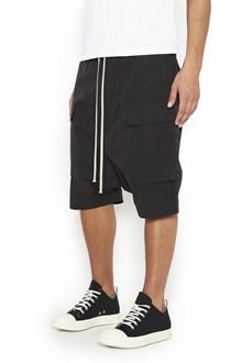 DRKSHDW 'gargo pods' Shorts