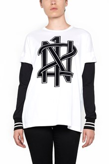 N°21 cotton t-shirt with logo