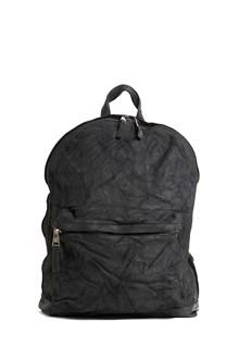 GIORGIO BRATO Leather backpack