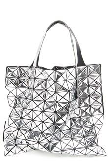 BAO BAO ISSEY MIYAKE 'platinum ' pvc hand bag