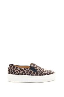 CHARLOTTE OLYMPIA Slip on in leopard pattern