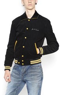 SAINT LAURENT 'je t'aime' bomber jacket