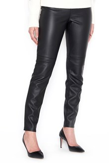 MICHAEL MICHAEL KORS leather leggings