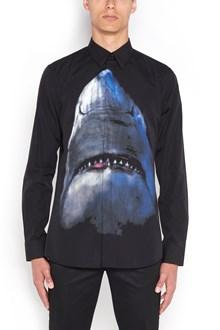 GIVENCHY 'Shark' printed shirt