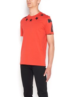 GIVENCHY 'Stars' embroidered t-shirt