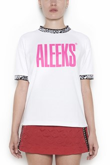 ALYX cotton t-shirt with 'aleeks' print