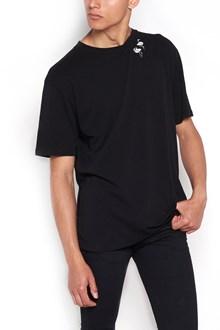 SAINT LAURENT SL 'Flamingo' T-shirt