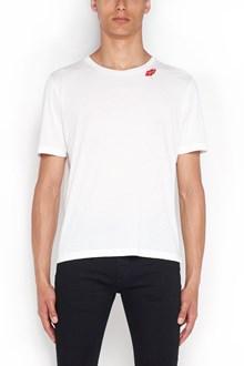 SAINT LAURENT 'slow kissing' printed t-shirt