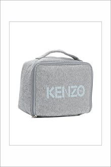 KENZO KIDS cotton baby suit with bib