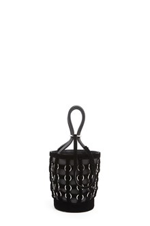 ALEXANDER WANG 'Roxy mini bucket box chain' Hand bag
