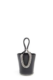 ALEXANDER WANG 'Roxy mini bucket box chain' Backpack