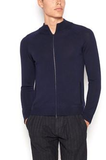 ZANONE wool zipped cardigan