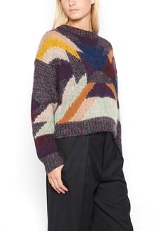 ISABEL MARANT wool 'cadelia' crew neck sweater