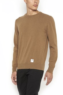 DEPARTMENT FIVE 'martin' crewneck destroyed wool sweater
