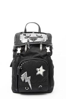 PRADA 'Robot' Backpack