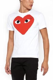 COMME DES GARÇONS PLAY Cotton T-Shirt