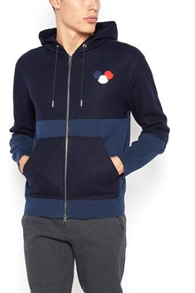 MONCLER Wool and Cotton Hoodie