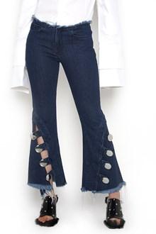 MARQUES ALMEIDA Denim Bellbottom Jeans