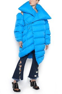 MARQUES ALMEIDA Water Resistent and Asymmetric Down Jacket