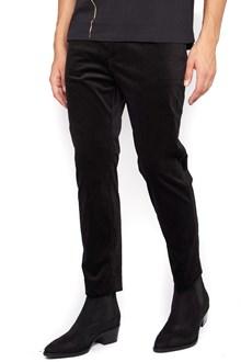 HAIDER ACKERMANN Velvet Pants