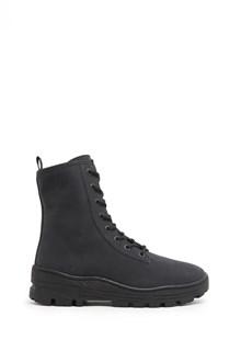 YEEZY 'Nubuk' military Ankle Boots