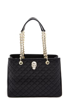 PHILIPP PLEIN Calf Leather Tote