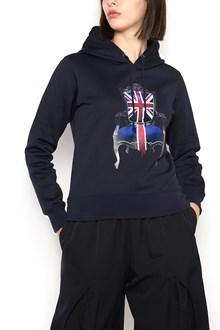 JUNYA WATANABE Hoodie with 'British' Print