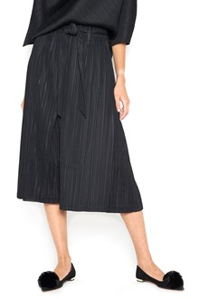 PLEATS PLEASE ISSEY MIYAKE Ankle-leg Pants with Belt