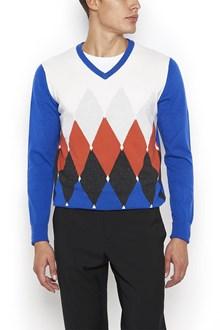 BALLANTYNE Cashmere v-neck sweater