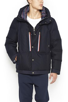 MONCLER GAMME BLEU Down Jacket with hood