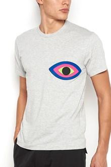 COMME DES GARÇONS HOMME PLUS T-Shirt with 'Eye' print