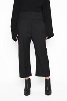 HAIDER ACKERMANN Pants with band waist