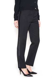 LANVIN Wool Pants with lateral stripe