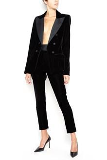 ALEXANDRE VAUTHIER Velvet Jacket with satin revers