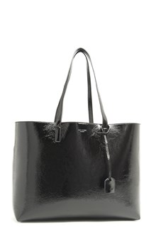 SAINT LAURENT Tote bag in patent leather