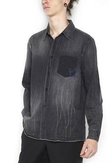 SAINT LAURENT Oversized shirt