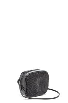SAINT LAURENT Sequins 'blogger' bag