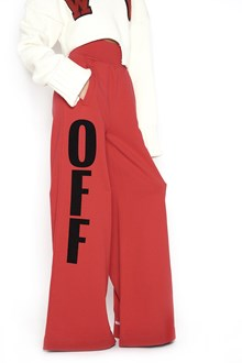 OFF-WHITE Wide Pants
